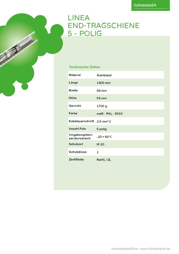 END-Tragschiene-5polig2