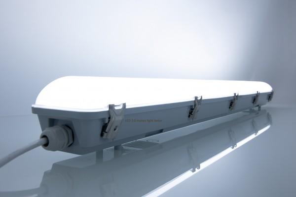 LEDLED DAMP Proof luminaires SOLIUM 150cm IP66 65W integrated LED board