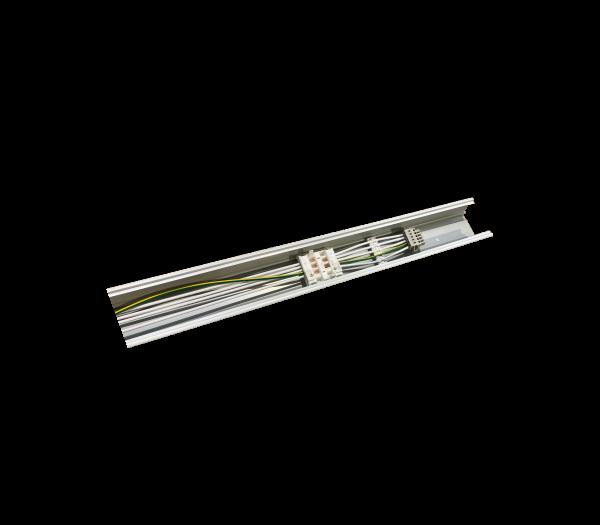 LINEA END Tragschiene L150cm, 5 -Polig