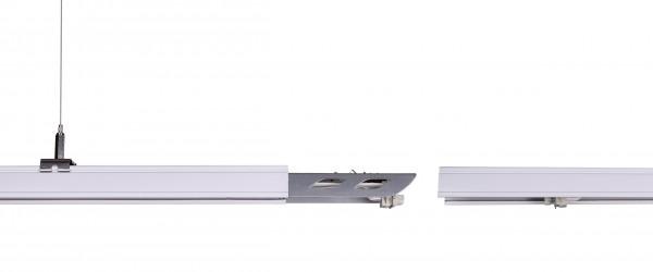 LINEA END Tragschiene für DALI-Steuerung oder integrierbarer Notbeleuchtung von Inotec, 8-Polig